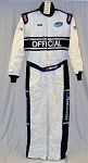 Simpson SFI-5 Nationwide Series NASCAR Officials NOMEX Fire Suit #6101 c48/w36/i29