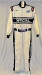 Simpson SFI-5 Nationwide Series NASCAR Officials NOMEX Fire Suit #6107 c48/w38/i28