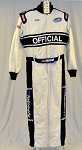 Simpson SFI-5 Nationwide Series NASCAR Officials NOMEX Fire Suit #6109 c48/w36/i29