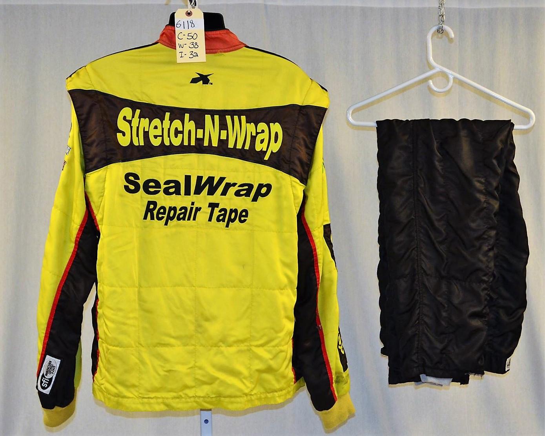Racing Fire Suits >> Impact Nascar Seal Wrap Sfi 5 Racing Fire Suit 6118 C50 W38 I32