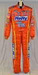 Eric McClure Hefty Race Used NASCAR DRIVER Suit. Impact SFI-5 Rated. #6131 c46/w36/i30