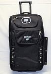 Ty Dillon Geico Ogio Team Issued Large Roller Duffle Gear Bag. NASCAR. MINT!