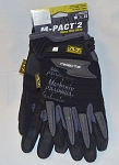 Mechanix Impact 2 Work Gloves. NEW!