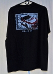 RCR Childress Team Race Worn I'M ALL IN. SINCE 1969 NASCAR T-shirt. SIZE 2XL
