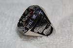 Mark Martin Phoenix 2009 FIRST WIN RING with Hendrick Motorsports. NASCAR Rare