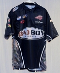 Kevin Harvick Inc. Bad Boy Buggies NASCAR Pit Crew Shirt NEW!-SIZE LARGE