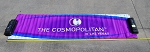 2018 Bubba Wallace Richard Petty Cosmopolitan Las Vegas Race Used NASCAR banner