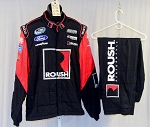 Chris Buescher Roush Performance SFI5 Sparco NASCAR Racing Suit #4621 50/38/30