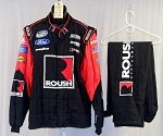 Chris Buescher Roush Performance SFI-5 Sparco NASCAR Racing Suit #4622 48/34/32