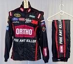 Greg Biffle Ortho Simpson SFI5 Race Used NASCAR Fire suit #4623 38/26/31