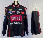 Greg Biffle Ortho Simpson SFI5 Race Used NASCAR Fire suit #4626 48/36/31
