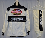 NASCAR Craftsman Truck Official Fire suit NO SFI TAG  NEW? #4988 40/34/27