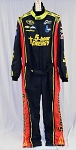Clint Bowyer 5-Hour Energy Adidas SFI-5 Race Used NASCAR Fire Suit #5182 48/44/35