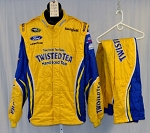Richard Petty Motorsports Twisted Tea Sparco SFI-5 NASCAR Racing Suit #5207 50/38/36