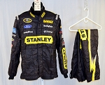 Richard Petty Motorsports Stanley Sparco SFI-5 Race Used NASCAR Racing Suit #5220 40/28/30