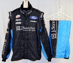 Jeb Burton Richard Petty Motorsports Sparco SFI-5 Race Used NASCAR Fire Suit #5227 50/42/32