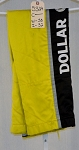 Dollar General Race Used NASCAR FIRE PANTS ONLY  SFI-5 #5324 38 x 32
