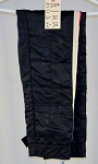 Cellular One Race Used Multilayer NOMEX FIRE PANTS. NO SFI TAG! #5327 30 x 32