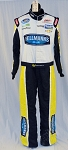 Regan Smith Hellmans Simpson SFI-5 NASCAR DRIVER Fire Suit NEW! #5352 42/34/30