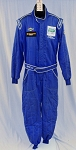 Sparco IMSA Rolex Race Used NOMEX Fire Suit. 3-layer. SFI-5 AND FIA rated. #5374 46/38/32