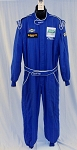 Sparco IMSA Rolex Race Used NOMEX Fire Suit. 3-layer. SFI-5 AND FIA rated. #5376 44/40/31