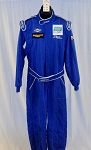 Sparco IMSA Rolex Race Used NOMEX Fire Suit. 3-layer. SFI-5 AND FIA rated. #5377 44/40/32