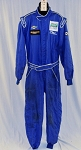 Sparco IMSA Rolex Race Used NOMEX Fire Suit. 3-layer. SFI-5 AND FIA rated. #5378 46/40/32