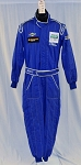 Sparco IMSA Rolex Race Used NOMEX Fire Suit. 3-layer. SFI-5 AND FIA rated. #5379 42/36/31