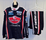 Swisher Sweets SFI-1 SINGLE LAYER Race Used NASCAR Fire Suit #5386 54/44/30