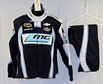 The Motorsport Group Velocity SINGLE LAYER SFI-1 NASCAR Racing Suit #5396 48/36/29