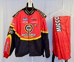 Miccosukee Impact SFI-5 Race Used NASCAR 3-pc Fire Suit #5453 c56/w48/i41