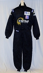 IMSA Corsa Car Care American Le Mans Patron Sparco SFI-5 AND FIA rated Race Suit #5499 44/36/31