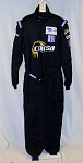 IMSA Corsa Car Care American Le Mans Patron Sparco SFI-5 AND FIA rated Race Suit #5502 46/40/33