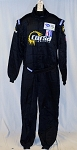 IMSA Corsa Car Care American Le Mans Patron Sparco SFI-5 AND FIA rated Race Suit #5503 50/44/32