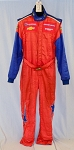 IMSA Chevy OMP FIA Certified Race Used Multilayer NOMEX Fire Suit #5506 42/36/32
