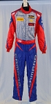 OMP IMSA FIA rated NOMEX Race Used Matt Bell DRIVER FIRE SUIT #5554 40/30/31