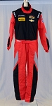 Sparco FIA Rated Multi-layer NOMEX Lightweight Racing Suit Chevy IMSA NICE! #5559 42/34/32