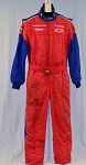 OMP IMSA FIA rated Race Used Multilayer Nomex Racing Suit #5600 40/36/32