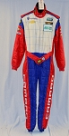 OMP FIA rated Chevy Camaro IMSA ROLEX Racing DRIVER Worn Suit . Liddell  #5614 40/34/32
