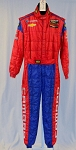 OMP IMSA FIA Race Used Chevy Matt Bell DRIVER SUIT Fire Suit #5618 40/36/30