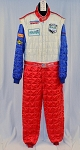 Stand 21 IMSA Rolex Tommy Higgins DRIVER SUIT FIA rated. #5624 42/38/30