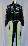 Richard Petty Winfield Race Used Sparco SFI-5 NASCAR Fire Suit #5775 44/36/31