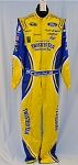 Petty Brian Scott Twisted Tea Race Used Sparco NASCAR DRIVER SUIT #5797 40/34/35