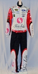 Brian Scott Petty Shore Lodge Sparco Race Used DRIVER Fire Suit #5801 40/34/34