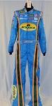 Aric Almirola Richard Petty Eckrich Race Used NASCAR DRIVER FIRE SUIT #5804 34/32/35