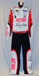 Brian Scott Petty Acme MONSTER Race Used Sparco NASCAR DRIVER Fire Suit #5805 42/36/34