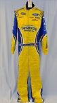Petty Brian Scott Twisted Tea Race Used Sparco NASCAR DRIVER SUIT #5824 40/34/34
