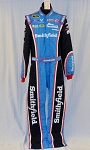 Aric Almirola Petty Smithfield Race Used NASCAR DRIVER Suit #5827 34/32/35