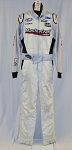 MasterCraft Safety Race Used SFI-5 NOMEX NASCAR Suit #5881 c40/w34/i32