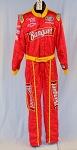 Bobby Labonte Banquet Sparco SFI-5 Race Used NASCAR DRIVER Suit. #5891 c40/w32/i32